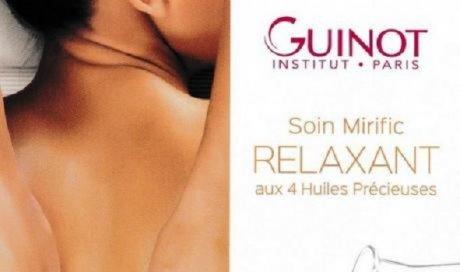 Nouveau soin du corps Mirific Guinot dans votre institut de beauté Auzeville-Tolosane